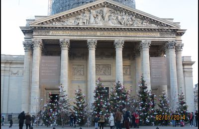Paris, le Panthéon