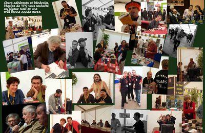Bonne Année 2011! Les voeux de Toulouse Polars du Sud.