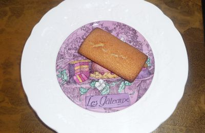 FINANCIERS Recette Guy DEMARLE