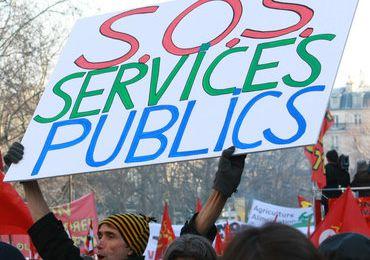 Pas touche aux Services Publics ! Communiqué de la Gauche 100% sociale et écologique