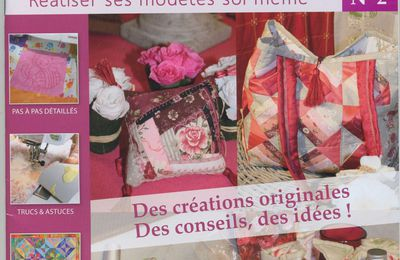 Passion Patchwork et Broderie Machine