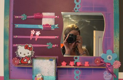 Coiffeuse Hello Kitty