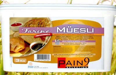 La Fournée de Moulinex: pain au muesli.....