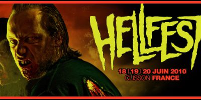 PRETTY MAIDS video interview @ HELLFEST 2010 - Ronnie Atkins - HEAVY SOUND SYSTEM