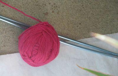 noeud rose...pink node
