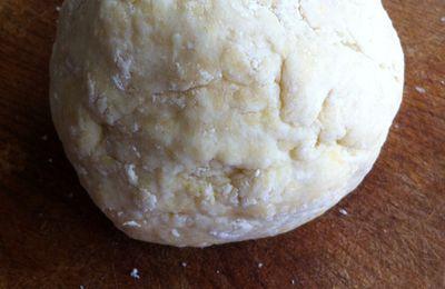 Pâte au fromage blanc