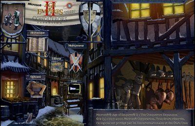Age Of Empire II : enfin en réseau !!!