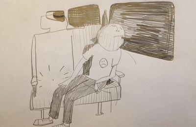 dormir dans le train (partie deux) (plus de sac!)