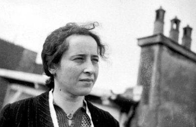 vie privée et existence humaine selon Hannah Arendt