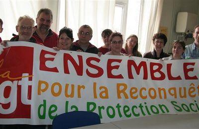 Appel à la grève de la CGT santé sociale 43