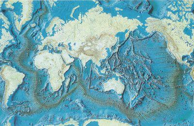 De la dérive des continents à la tectonique des plaques