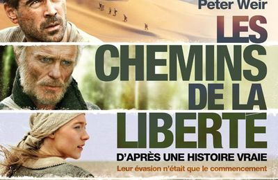 Les chemins de la liberté / The Way Back / Peter Weir