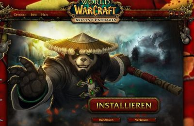 Mists of Pandaria - Beta