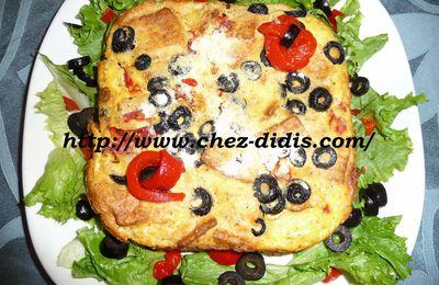 Cake salé au fromage