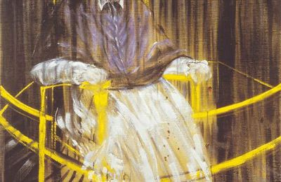 Francis Bacon, portrait du pape Innocent X
