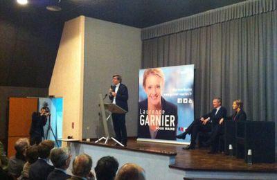 mon discours le 6 février en accueillant Bruno Le maire et Laurence Garnier