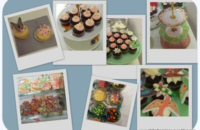 Cup Cakes- Atelier Hermione