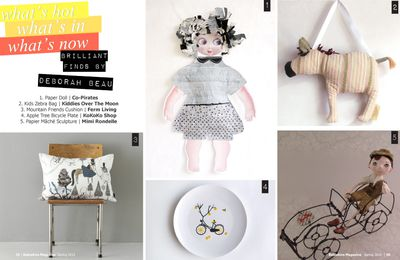 paper doll copirates sur BABIEKINS Magazine