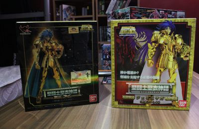 Nouvelle gamme Myth Cloth Ex