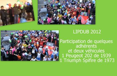 L'association a participé au Lipdub