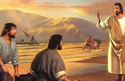 Mc 6, 7-13 Jésus commença à les envoyer en mission