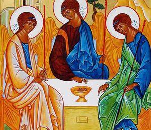 Mt 3, 13-17 Le mouvement de la vraie Vie: s'incliner…