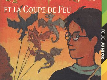 Harry Potter et la Coupe de Feu, T4 d'Harry Potter de J. K. Rowling