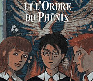Harry Potter et l'Ordre du Phénix, T5 d'Harry Potter de J. K. Rowling