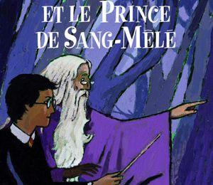 Harry Potter et le Prince de Sang-Mélé, T6 d'Harry Potter de J. K. Rowling