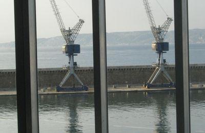 Les jumelles du port de Marseille
