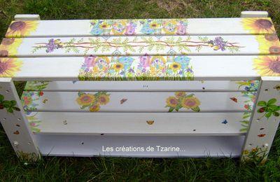 Un meuble pour mon jardin 2...