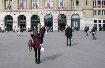 paris tour!