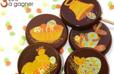 Concours de cuisine créative pour Pâques...