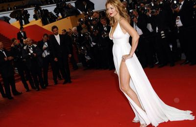 Cannes 2012 : Virginie Efira se la joue Marilyn Monroe - photos