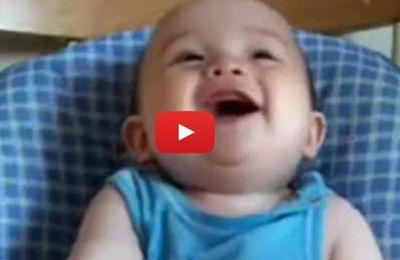Bébés rieurs - compilation video