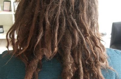 CREATION ET REPRISE DE DREADLOCKS
