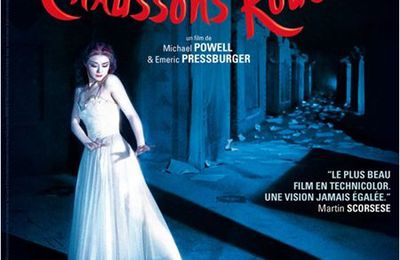 Les chaussons rouges, de Michael Powell et Emeric Pressburger