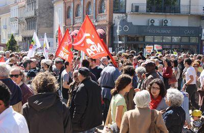 Le 1 er mai à Narbonne