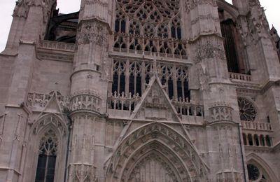 Quand la cathédrale St.Pierre de Beauvais se fait belle ........