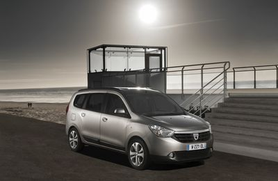 Dacia Lodgy : transport en commun bon marché