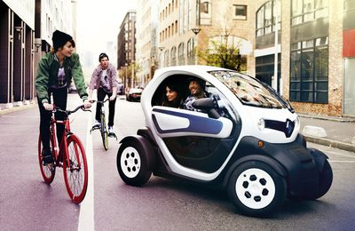 Renault Twizy : just for fun. what else ?