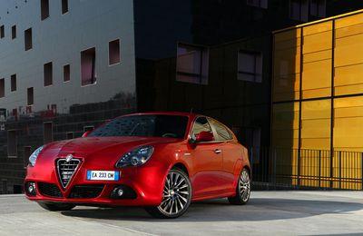 Alfa Romeo Giulietta 2.0 JTDm 170 TCT : Juliette adopte le diesel à double embrayage