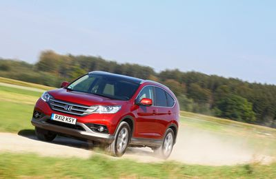 Honda CR-V : mine de rien...