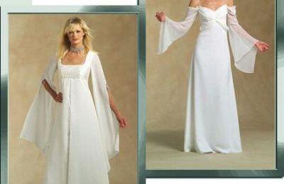 5003 Robe de mariée ou robe de soirée