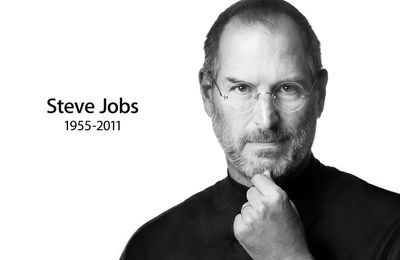 Fallece STEVE JOBS Co-Fundador de APPLE