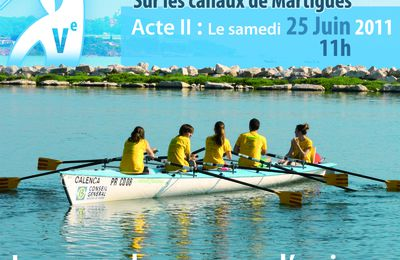 Affiche officielle 2011