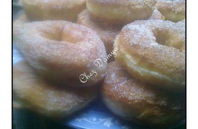 Sfenj, chfenj beignets marocains