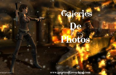 Tomb Raider Underworld Galeries de Photos