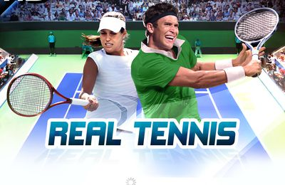 IPad: Real Tennis