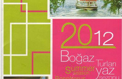 Bons plans Istanbul, croisières sur le Bosphore 2012